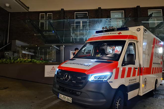 Alarm Darmstadt Heute